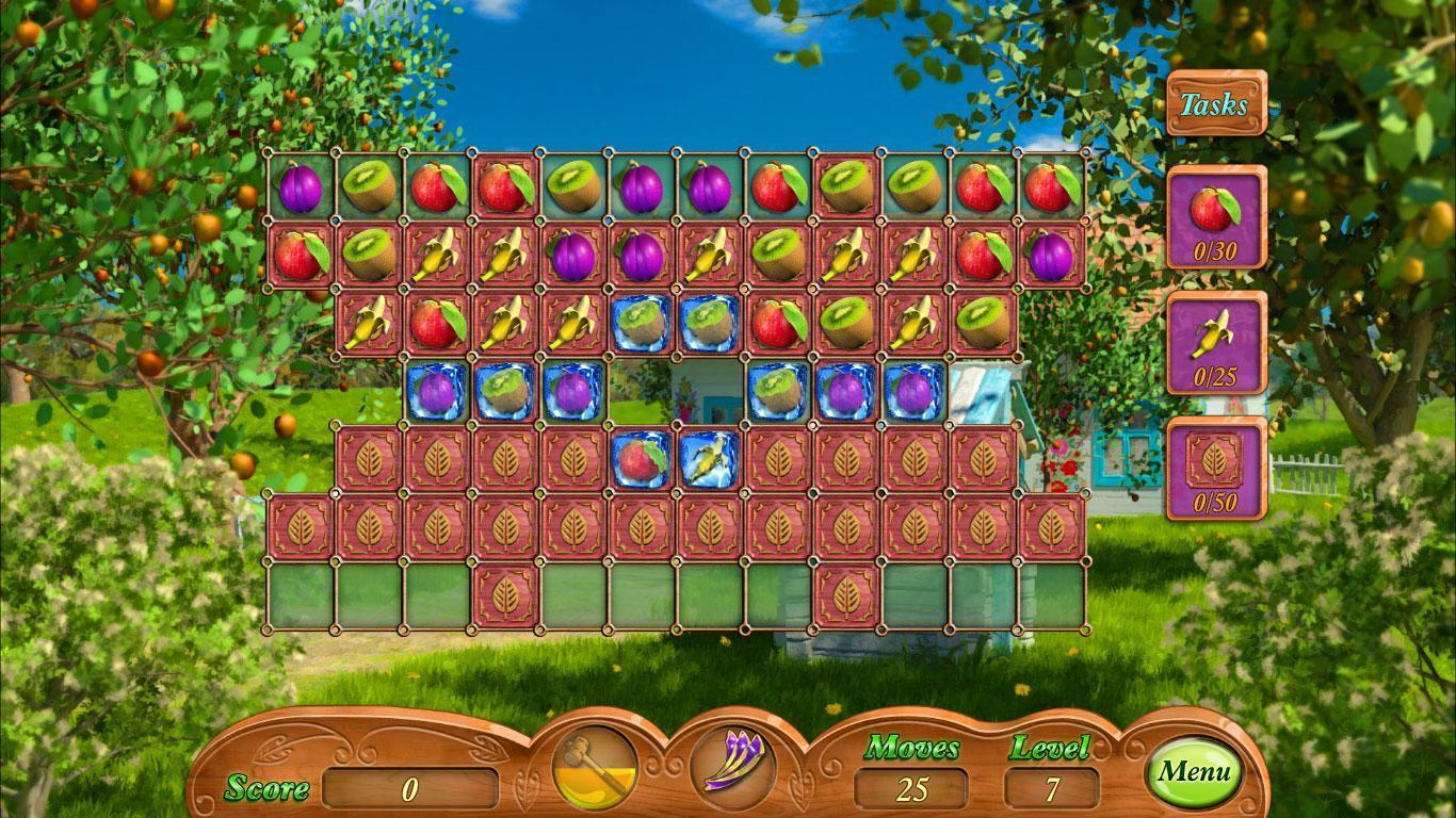 Dream Fruit Farm - Farm Games Free