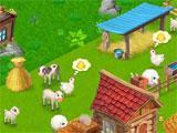 Lucky Farm visiting a friend