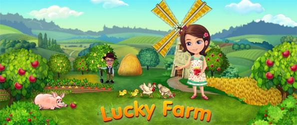 Lucky Farm - Build your very own farm in this exciting game that'll have you captivated for countless hours.