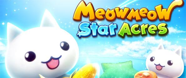 Meow Meow Star Acres - Play this delightful game that'll have you engaged for countless hours.