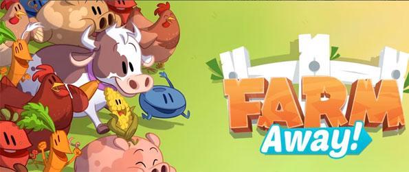 Farm Away! - Once you start to play farm away, chances are, it will take you far far away…