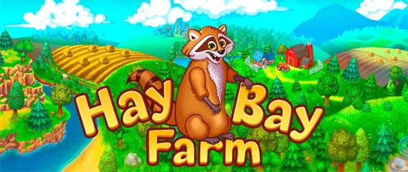Hay Bay Farm - Enjoy this delightful farming game that seems to be a cut above from everything else that this genre has to offer.
