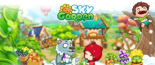 Sky Garden Farm - Enjoy this innovative simulation game that's quite unlike anything else you've seen before.
