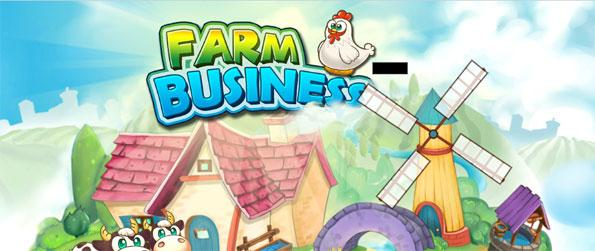 Farm Business - Play an amazingly comprehensive farm-based virtual world.