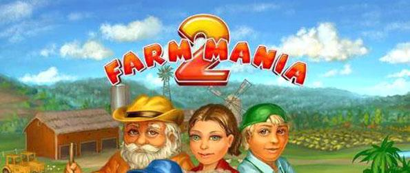Farm Mania 2 - Manage your own farm in this epic time management game Farm Mania 2.