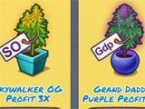 Wiz Khalifa's Weed Farm buying upgrades