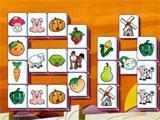 Barnyard Mahjong creative level design