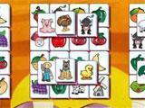 Barnyard Mahjong gameplay
