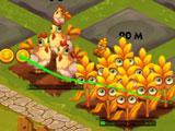 Little Farm Clicker: Swipe to collect profits