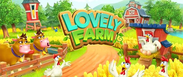 Lovely Farm - Play this exciting farm game that you won't be able to get enough of no matter how much you play.