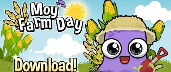 Moy Farm Day - Moy Farm Day is a relaxing casual game with no consequences, only rewards.