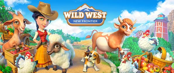 Wild West: New Frontier - Restore and manage a pretty rundown farm you've inherited in this amazingly fun farm simulation game, Wild West: New Frontier!