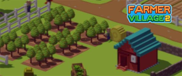Farmer Village 2 - Enjoy this highly realistic farming game that you won't able to let go of once you start playing.