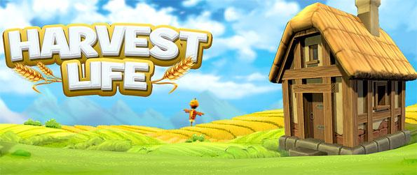 Harvest Life - Restore and manage the rundown farm that your grandpa left you, and become the most prosperous farmer there is!