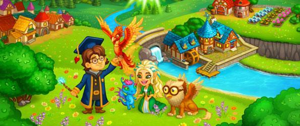 Farm Fantasy - Manage your very own magical farm in Farm Fantasy!