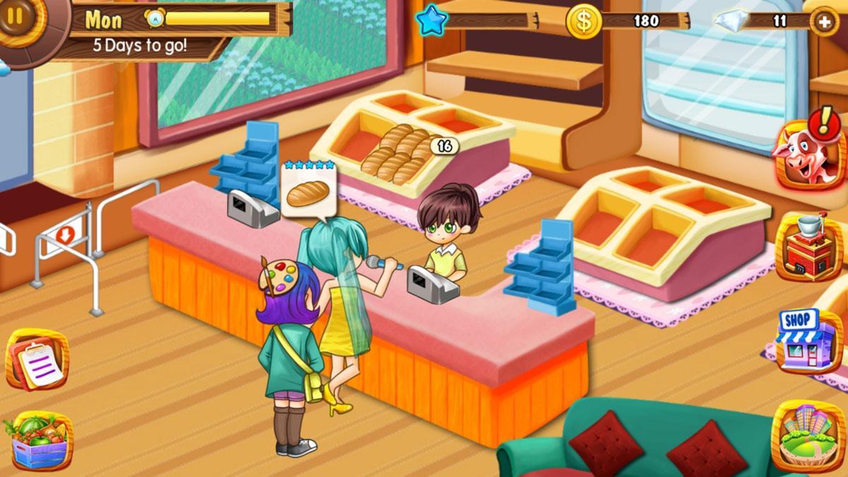 Farm Dream - Farm Games Free
