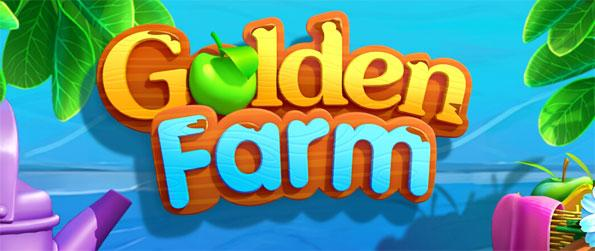 Golden Farm - Set up a beautiful virtual farm and start raking in the profits in Golden Farm!