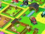 A well-established farm in Blocky Farm