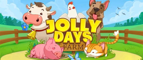 Jolly Days Farm - Enjoy a fun Farm-Frenzy-like time management game in Jolly Days Farm!