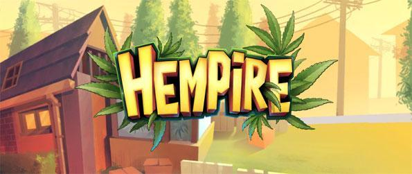 Hempire - Create your very own cannabis empire in this addicting simulation game that doesn't disappoint.