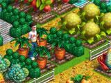 The Big Farm Theory visiting a friend