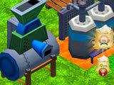 Farmer Life: Factory - wheat grinder