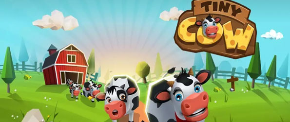 Tiny Cow - Set up your own cow farm and rake in the cheese money in this fun-filled idle farm simulator, Tiny Cow!