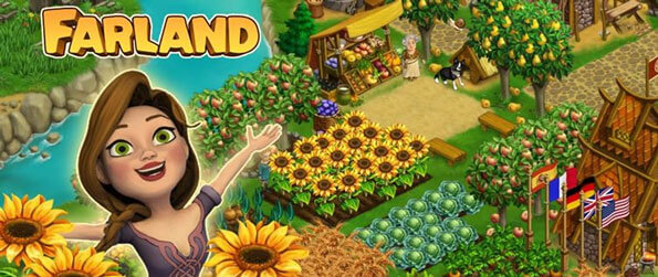 Farland - Rescue your shipwrecked crew and build a new life for yourself in the wilderness known as Farland!