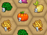 Howdy Farm Squash and Acorns