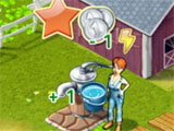 Watering Crops in Jane's Farm