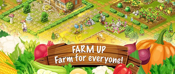 Jane's Farm - Manage your own farm and earn profits with your fresh produce in Jane's Farm.