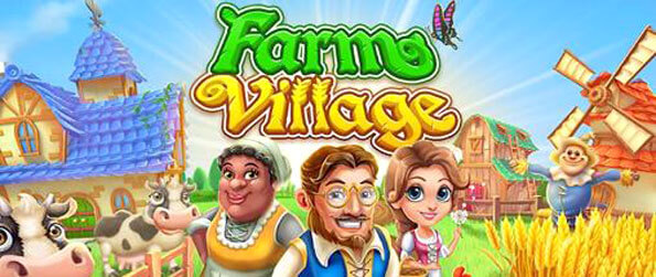 Farm Village - Manage your own farm and complete the objectives in Farm Village.