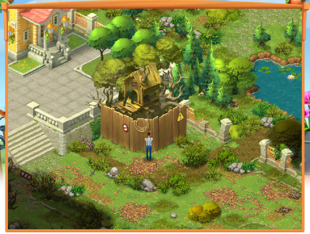 Gardenscapes New Acres Jeux De Ferme Gratuits
