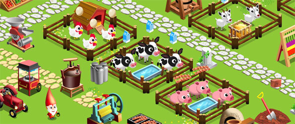 My New Farm - Get hooked on this captivating farm game that stays true to the genre's roots.