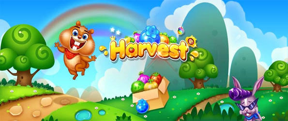 Farm Harvest 2 - Enjoy this exciting match-3 game that'll have you hooked for countless hours.