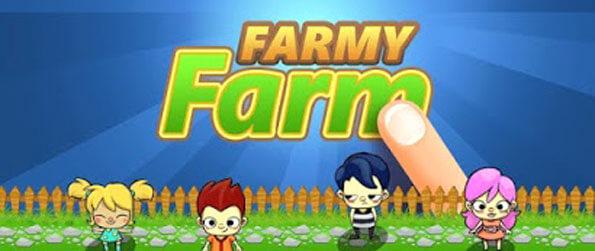 Farmy Farm - Enjoy an epic idle game play in Farmy Farm.