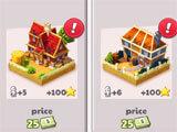 Farm Dream: Village Harvest browsing the shop