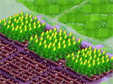 Growing Crops in Farm Legend Paradise