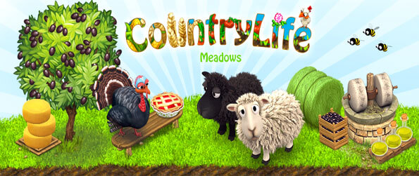 Country Life Meadows - Build the farm of your dreams in this addicting farming game that doesn't cease to impress.