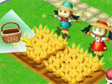 Dream Farm : Harvest Story: Harvesting Crops
