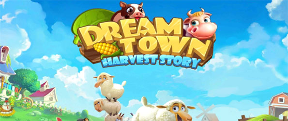 Dream Farm : Harvest Story - Run your perfect farm town in Dream Farm: Harvest Story.