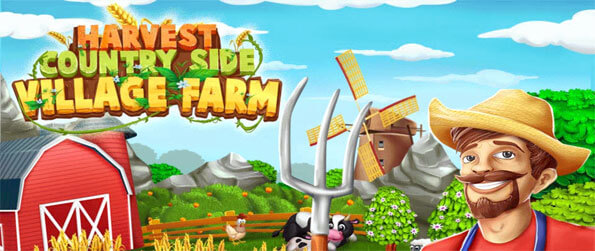 Harvest Country Side Village Farm - Play this simple but addicting farming game that you can get completely lost in.