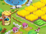 Happy Farm Town gameplay