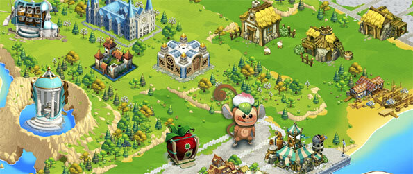 Happy Farm Town - Get hooked on this exceptional farming game that's filled to the brim with fun and exciting moments.