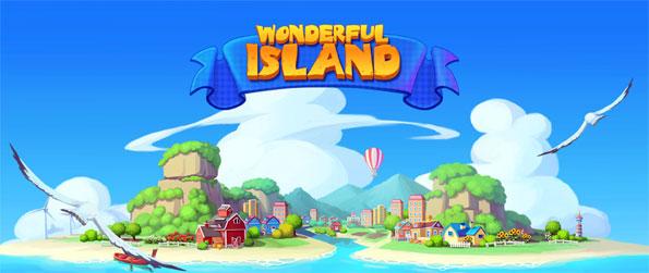 Wonderful Island - Run a farm town in Wonderful Island.