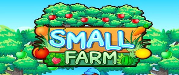 Small Farm - Enjoy this creative simulation game in which you'll get to run your very own farm.