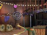 Barnyard Sherlock Hooves fun hidden object scene