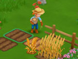 Family Nest: Planting crops