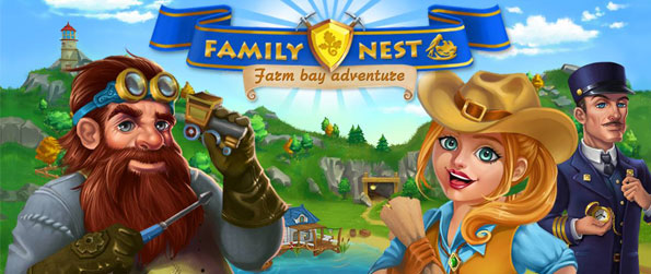 Family Nest - Prove yourself worthy of inheriting your uncle's beloved farm in Family Nest!
