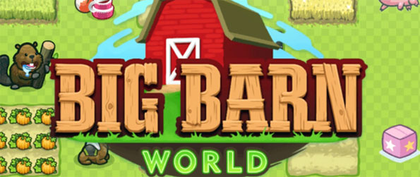 Big Barn World: Social Farming - Plant, grow and harvest a wide variety of crops, and raise a host of cute animals in Big Barn World Social Farming!